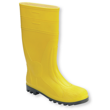 Rubber Boot SVHC Free yellow S5 size 47